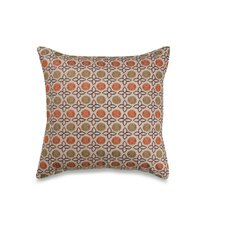 Cocobon Cotton Embroidered Decorative Pillow