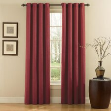 <strong>Vue by Ellery</strong> Brookfield Cotton Grommet Drape Single Panel