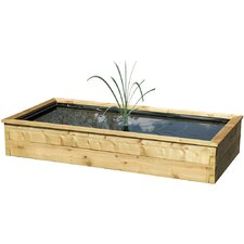 Aquatic Rectangular Planter