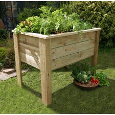 Deep Root Rectangular Vegetable Planter