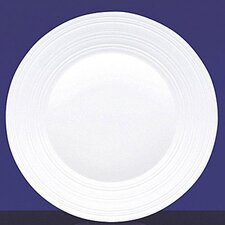 "Fine Bone China 9"" Swirl Plate"