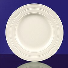 Casual Cream Dinner Plate