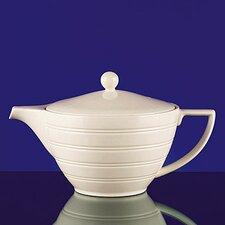 Casual Cream Teapot