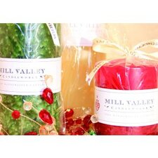 Pillar Candle (Set of 3)