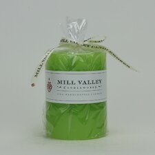 Pear Scented Pillar Candle