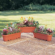 <strong>Bloem</strong> Milano Oval Modular Planter (Set of 12)