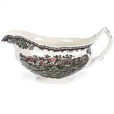 Friendly Village Gravy Boat