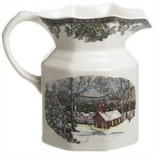 Friendly Village Medium Pitcher