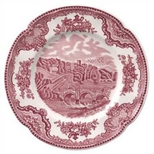 Old Britain Castles Pink Bread and Butter Plate