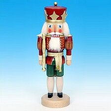 <strong>Christian Ulbricht</strong> Red King Nutcracker