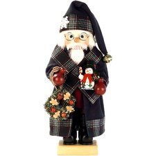 <strong>Christian Ulbricht</strong> Santa Wreath Nutcracker