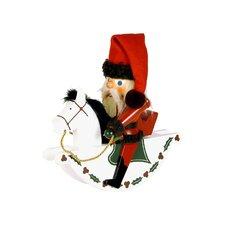 Santa Rider Nutcracker