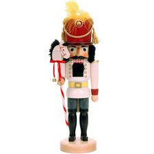 <strong>Christian Ulbricht</strong> Toy Soldier Nutcracker
