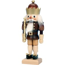 King with Scepter Nutcracker