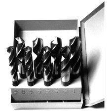 "<strong>Drill America</strong> 29 Pieces 1/16""-1/2""x64ths HSS Drill Set with 3/8"" Shank"