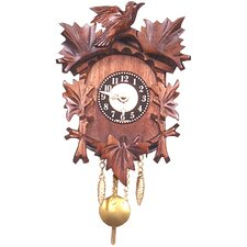 Clock with Cuckoo and Chimes
