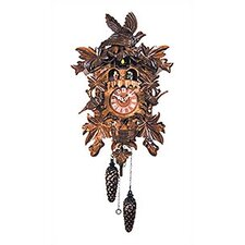 Large Cuckoo Clock with Music, Birds and Dancers