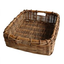 Eco-Friendly Rectangular Basket