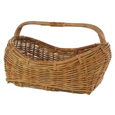 <strong>Eco Displayware</strong> Eco-Friendly Elongated Oval Basket