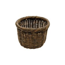 <strong>Eco Displayware</strong> Eco-Friendly Oval Rolled Rim Basket