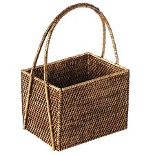 <strong>Eco Displayware</strong> Eco-Friendly Large Magazine Basket