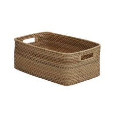 Eco Friendly Lombok Weave Shelf Basket