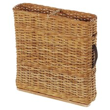 Eco-Friendly European Artillery Basket