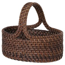 Eco-Friendly Oval Basket