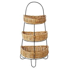 Eco-Friendly 3 Tier Display Stand