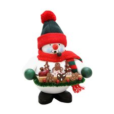 Christian Ulbricht Snowy with Gingerbread Incense Burner