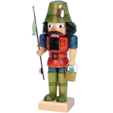 Ulbricht / Seiffener Nussknacker Small Fisherman Nutcracker