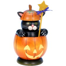 Christian Ulbricht Cat Incense Burner
