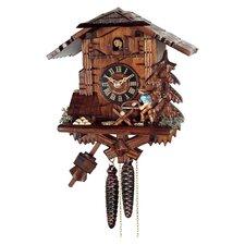 Engstler Weight-Driven Cuckoo Wall Clock
