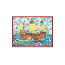 Sailing Ship Advent Calendar