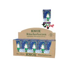 Knox Large Incense Assorted Scents (Set of 25)