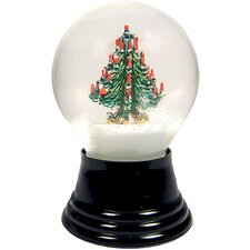 Medium Christmas Tree Snow Globe