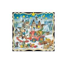 Toy Solider Advent Calendar
