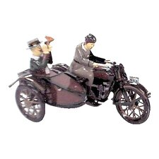 Tin Wind Up Motorcyle