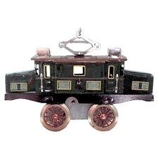 Tin Wind Up Locomotive