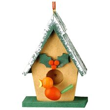 Christian Ulbricht Birdhouse Styled Ornament