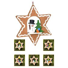 Christian Ulbricht Gingerbread Stars (Set of 6)