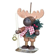 Christian Ulbricht Little Roamer Elk Ornament
