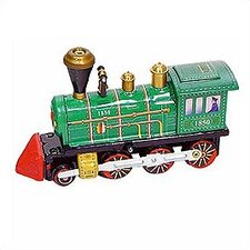 Tin Train Engine Toy