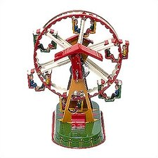 Tin Ferris Wheel Toy