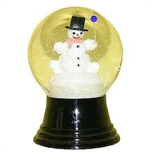 <strong>Alexander Taron</strong> Snowman with Balloon Snow Globe
