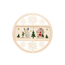 Christmas Forest Ornament