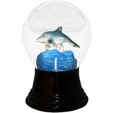 Dolphin Snowglobe