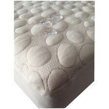 <strong>Dream Decor</strong> Pebbletex Tencel Natural Fiber Mattress Pad