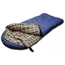 -25 Degree Oversized Canvas Sleeping Bag