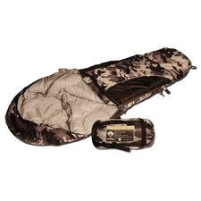 Camo Kid +35 Degree Sleeping Bag